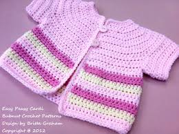Free Crochet Baby Sweater Patterns Interesting Images Of Free Beginner Crochet Baby Sweater Patterns Crochet Baby