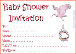 Free Printable Baby Shower Invitations For Girls 36 Design Your Own Baby Shower Invitations Free Online