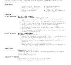 Example Of A Military Resume Retired Military Resume Examples