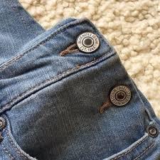 Euc Distressed Denim Shorts Overalls Shortalls