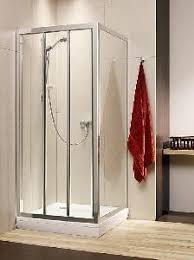 <b>Radaway Treviso</b> DW+S трехсекционная раздвижная дверь и ...