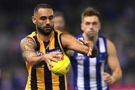 Burgoyne played the last sixteen games of the season. Shaun Burgoyne Becomes Fifth Player In Afl Vfl History To Reach 400 Games Abc News