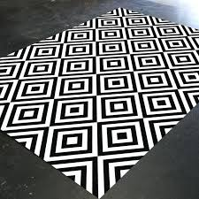 black and white rug wonderful best geometric rug ideas on interior rugs yellow in black and black and white rug