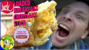 loaded breakfast croissant stick review