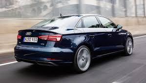 2016 Audi A3 Sedan (1.4 TFSI Shown)