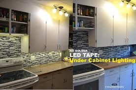 installing under cabinet led lighting. Cost To Install Under Cabinet Led Lighting Hardwired Introduction Tape No Soldering Installing