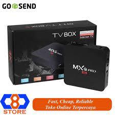 Tv Box Thông Minh Android Mxq Pro 4k Fleco Ram 2gb Rom 16gb Android 7 + Và  Phụ Kiện