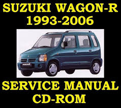 suzuki wagonr wagon r service workshop repair manual w suzuki wagonr wagon r service workshop repair manual wiring sr410 sr412 93 to 06