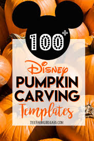 Pumpkin Carving Patterns Stunning Disney Pumpkin Carving Ideas DisneySide