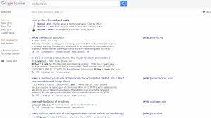 Influential Academic Journals