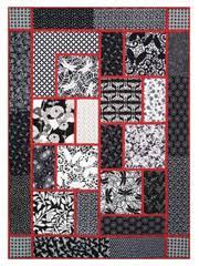 Big Block quilt pattern...a great way to showcase some beautiful ... & Big Block quilt pattern...a great way to showcase some beautiful  coordinating fabric Adamdwight.com
