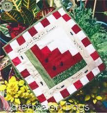 watermelon quilt block - Google Search | Patterns | Pinterest ... & watermelon quilt block - Google Search Adamdwight.com