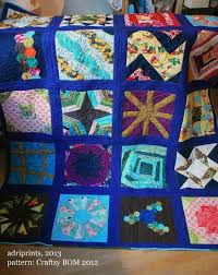 Use Unique Quilting Fabric to Expand Your Horizons & quilt with different fabrics added Adamdwight.com