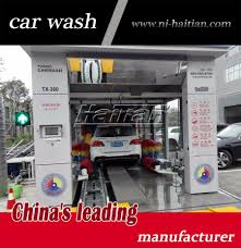 Car Wash Tunnel Design China Tx 380af Best Automatic Tunnel Car Wash System Use At