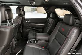 2018 dodge durango rt. simple 2018 handling is closer to that of the grand cherokee than a sedanbased larger  crossover like chevrolet traverse or toyota highlander but course  for 2018 dodge durango rt