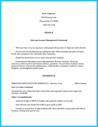 Car Salesman Resume Example The Optional Essay Business School Admissions Articles car sales 86