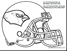 Coloring Pages Nfl Football Coloring Pages Nfl Football Mascots