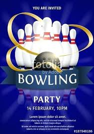 Bowling Event Flyer Template Images Of Bowling Party Flyer Template Free Event