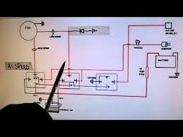 vote no on high speed cooling fans 2 speed electric cooling fan wiring diagram