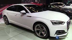 2018 audi a5 sportback.  2018 2018 audi a5 sportback  exterior and interior walkaround 2017 montreal  auto show youtube and audi a5 sportback