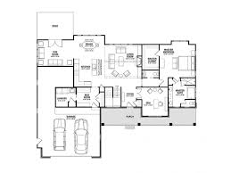 appealing ranch house plans with finished basement basements floor home