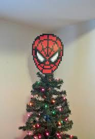Adorable Pipe Cleaner And Perler Bead Christmas TreesPerler Beads Christmas Tree