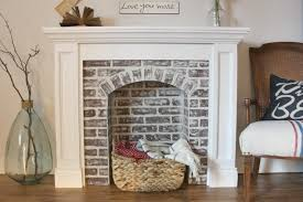how to make a fake fireplace if you re going to make it better fake it how to make a fake fireplace