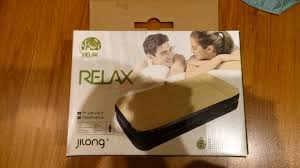 Обзор от покупателя на <b>Кровать</b> надувная JILONG <b>HIGH RAISED</b> ...