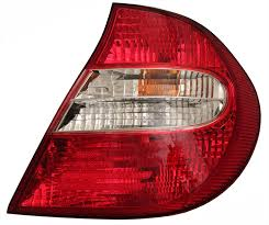 Amazon.com: TOYOTA CAMRY TAIL LIGHT RIGHT (PASSENGER SIDE) 2002 ...