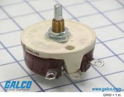 rheostats rheostat variable resistor and potentiometers how rheostats work