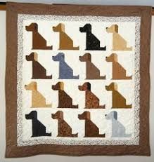 Dog Quilt Patterns Enchanting 48 Best Dog Quilt Images On Pinterest Dog Quilts Baby Afghans And
