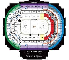 Anaheim Ducks Tickets 169 Hotels Near Honda Center View