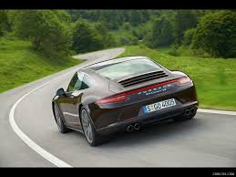 2013 Porsche 911 Carrera 4S - Rear | HD Wallpaper #5