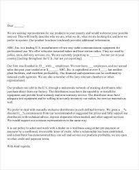 Introductory Letter Introductory Sales Pitch Letter Platte Sunga Zette