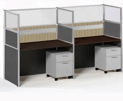 ... 2-Person Workstation  Sync Custom Cubicles - 57 ...