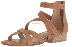 preferences men s eileen fisher tan leather sandals woeva nu flip flops open toe strappy eileen fisher footwear fine