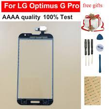 White For LG Optimus G Pro E980 E985 ...