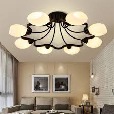 image of living chandelier mounting kit