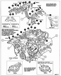 2000 mercury sable engine diagram lovely marvelous mercury sable 2003 engine diagram ideas best image