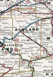 ashland county, ohio 1901 map loudonville, oh Ashland Map ashland county, ohio 1901 map ashland maplewood