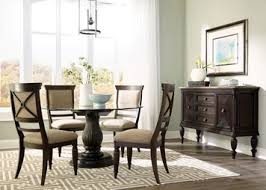 jessa round adjule height table base broyhill home gallery s