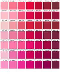 Tabela De Tons De Rosa Pesquisa Google Shoe Colours