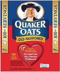 quaker oatmeal oatmeal