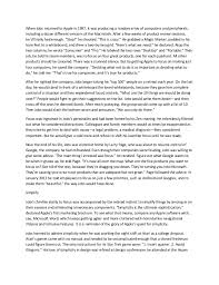 steve jobs essay reaction paper on pirates of silicon valley  hd image of the real leadership lessons of steve jobs