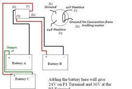 volt trolling motor wiring diagram image 24 volt trolling motor plug wiring 24 auto wiring diagram schematic on 12 24 volt trolling