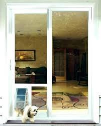 sliding glass dog door home depot storm door with pet door home depot storm door with