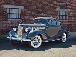 classic 1940 packard super eight one sixty coupe for in ontario with classic sports