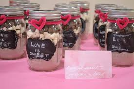 Mason Jar Decorations For Bridal Shower Simple DIY Mason Jar Bridal Shower Favors Mason Jar Crafts 44