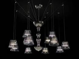 contemporary crystal chandelier il727k84amb