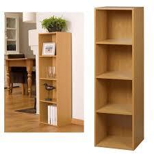 office shelving unit. 4 Tier Wooden Bookcase Storage Shelving Unit: Amazon.co.uk: Kitchen \u0026 Home Office Unit I